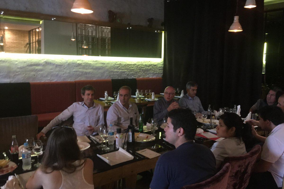 Vistage, la organización mundial de líderes empresarios desembarca en Paraguay