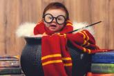 ¡Mirá esta tierna sesión de fotos inspirada en Harry Potter!