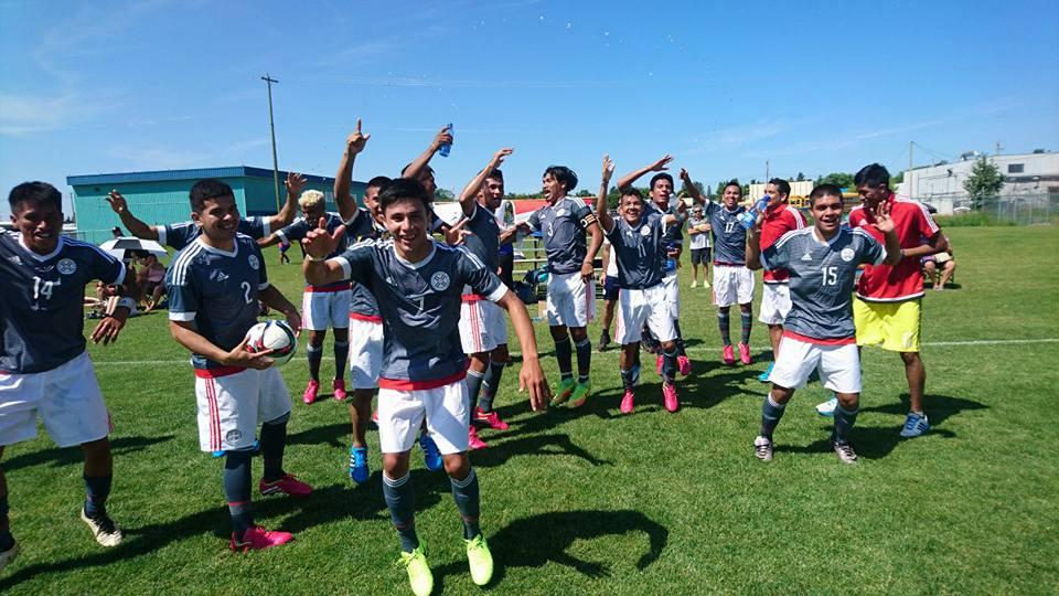 Foto: Secretaria Nacional de Deportes