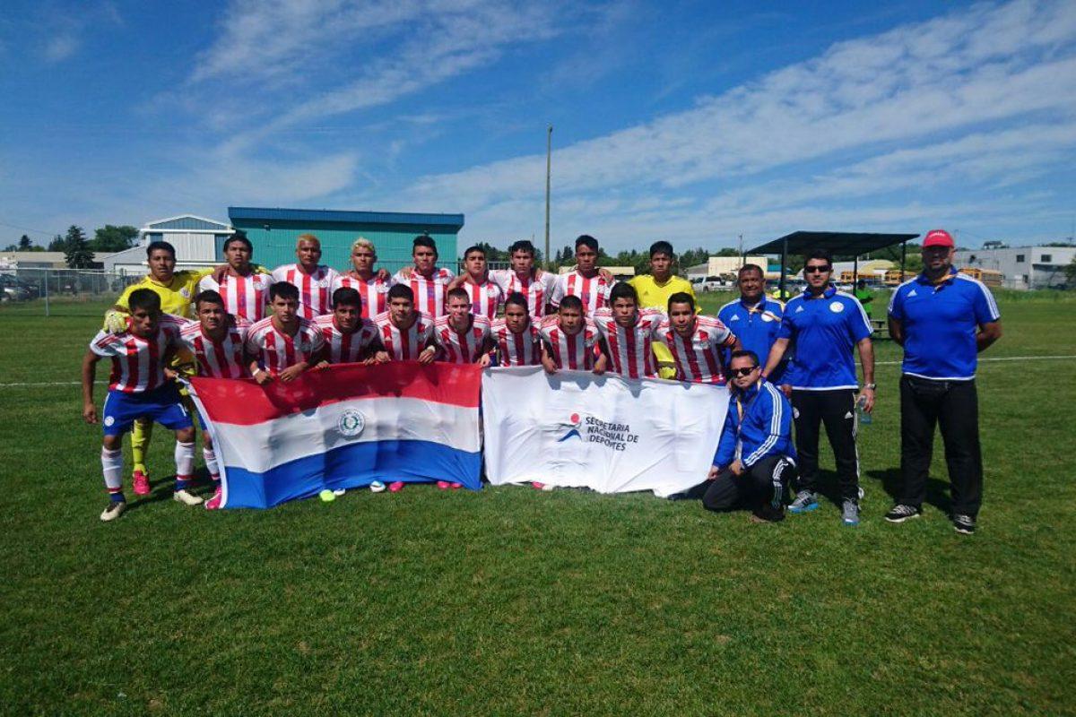 La selección de Paraguay esta imparable