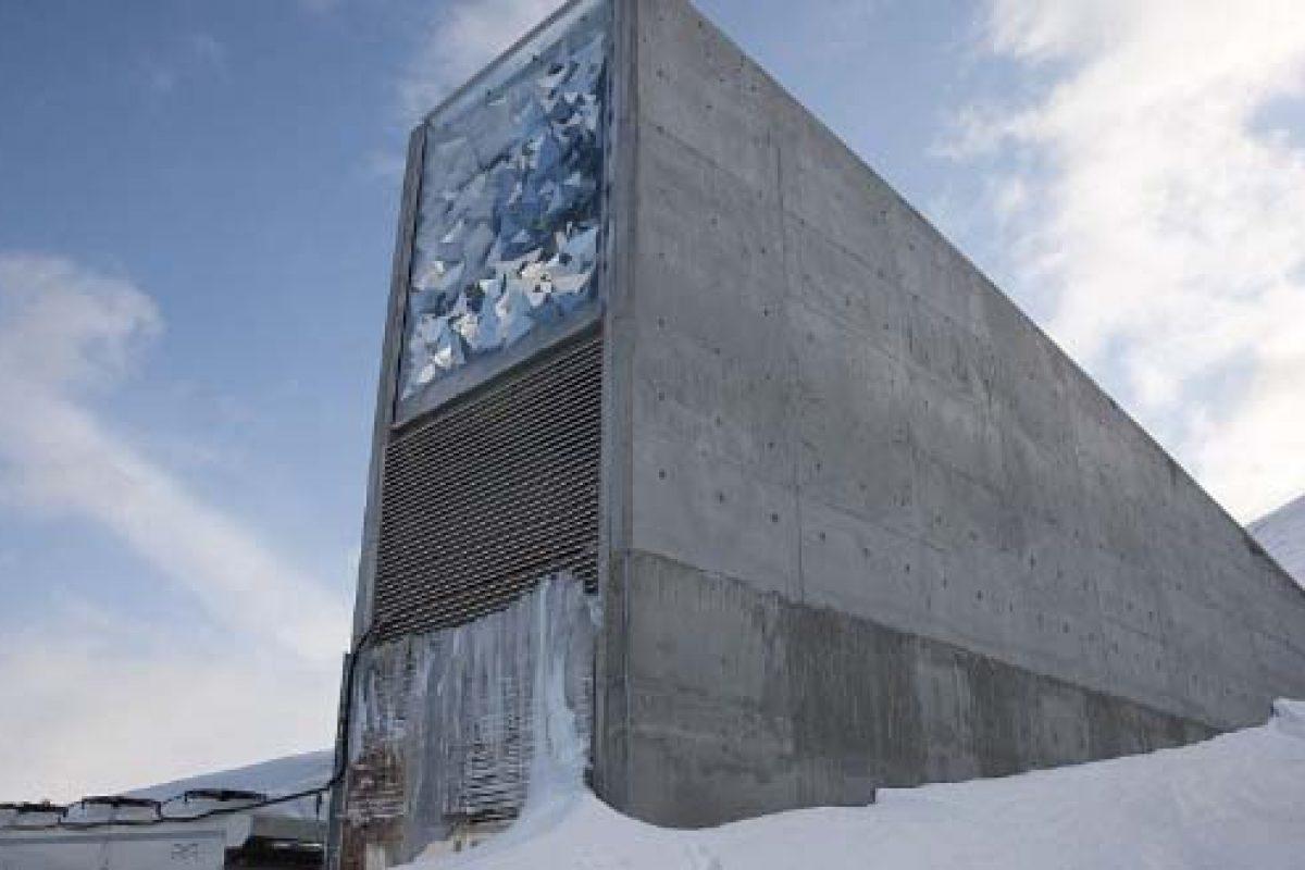 En Noruega guardan libros en un búnker en caso de que llegue el fin del mundo