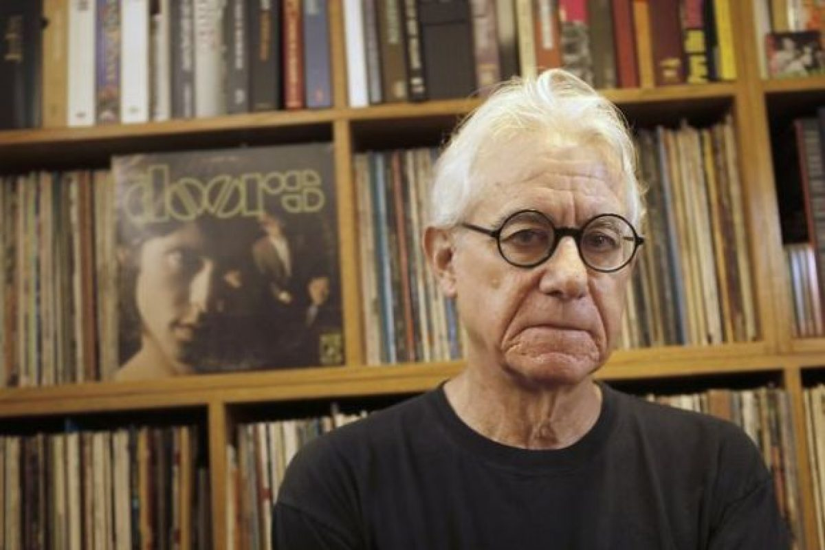 Si te gusta la música no te pierdas a Greil Marcus: el gran crítico de rock