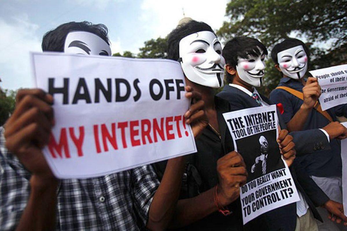 Los grandes de internet defienden la neutralidad en la red