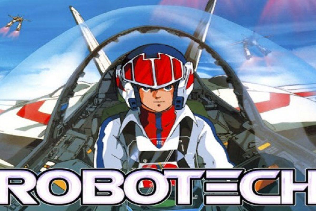 Se viene Robotech, la película