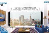 Entrega del departamento al ganador de la promo de Samsung y Tigo