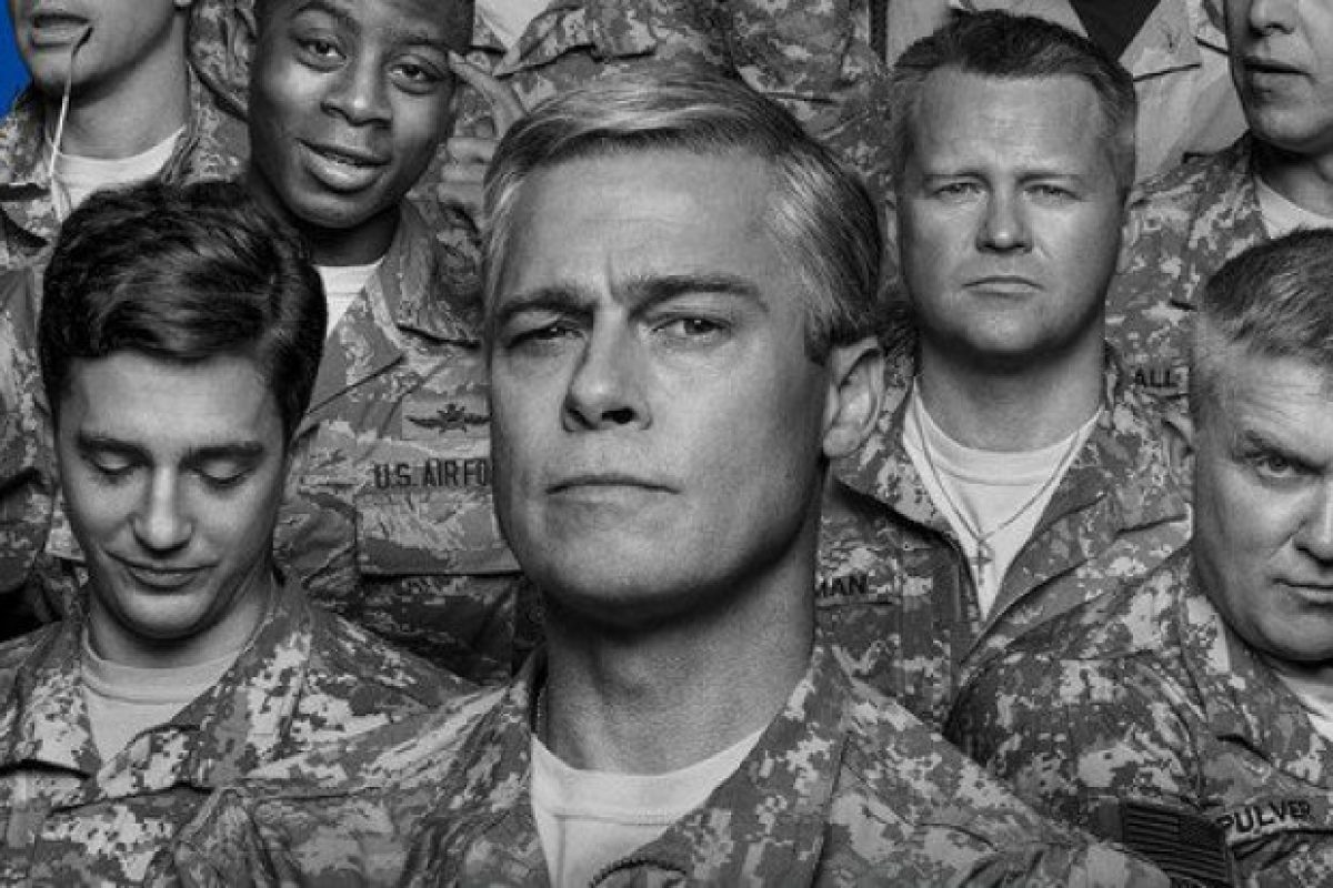 """War Machine"" la sátira bélica de Brad Pitt"