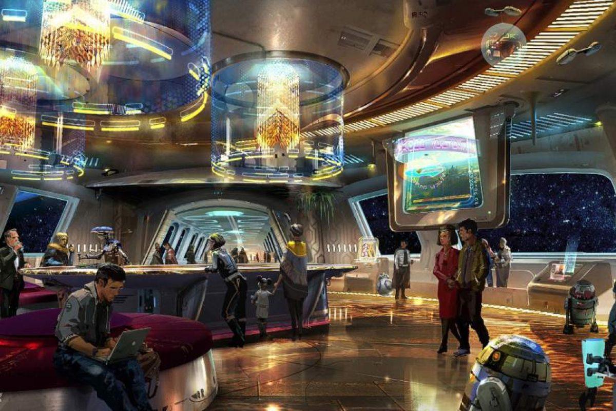 Así será el hotel de Star Wars en Disney donde cada huésped tendrá su propio guión