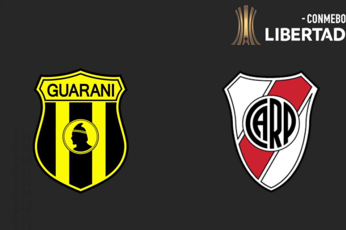 Guaraní – River Plate, partidazo hoy por Copa Libertadores