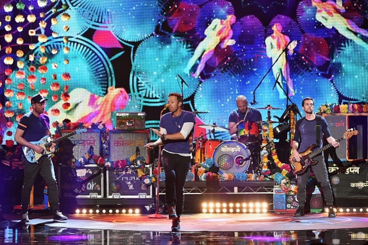 ¡Confirmado! Coldplay en Argentina