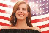Lana del Rey dejó de cantar junto a la bandera norteamericana por culpa de Donald Trump