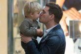 Michael Buble se emocionó al reaparecer tras el cáncer que superó Noah