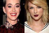 Katy Perry le manda un mensaje de amor a Taylor Swift