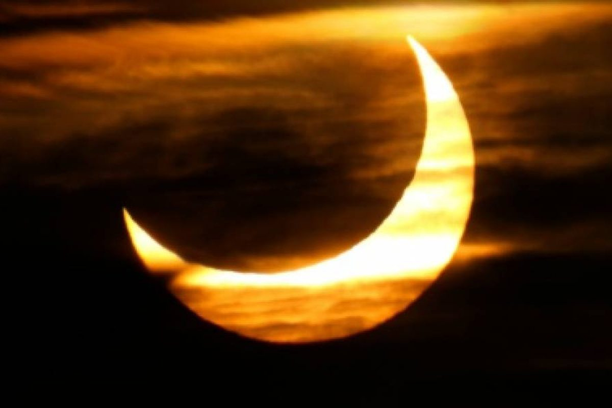 El Eclipse Solar ¿te hizo perder peso o no?