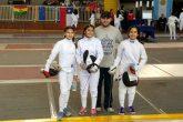 Esgrimistas paraguayos brillaron en torneo de Brasil