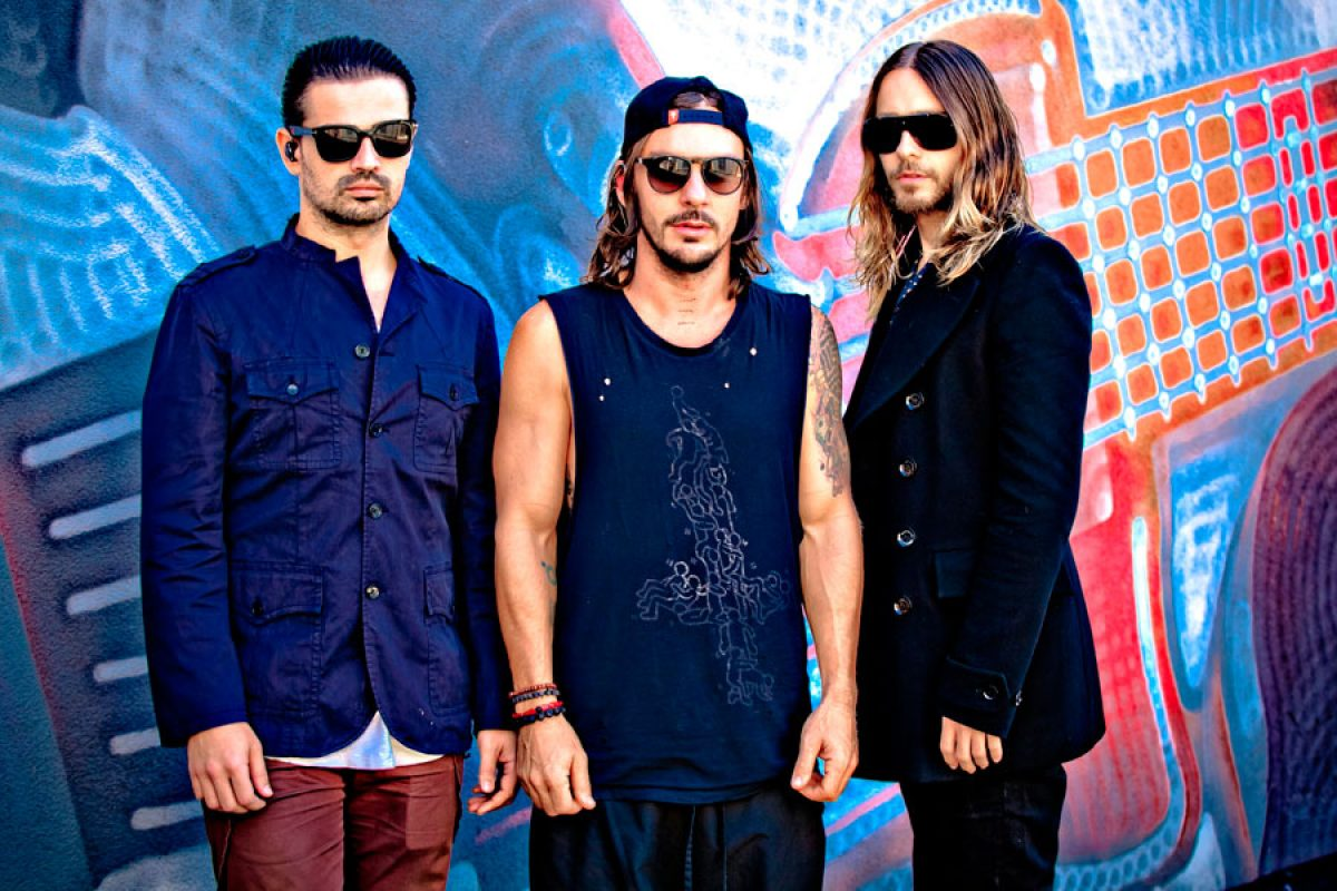 Thirty Seconds To Mars lanza el primer single de su nuevo álbum