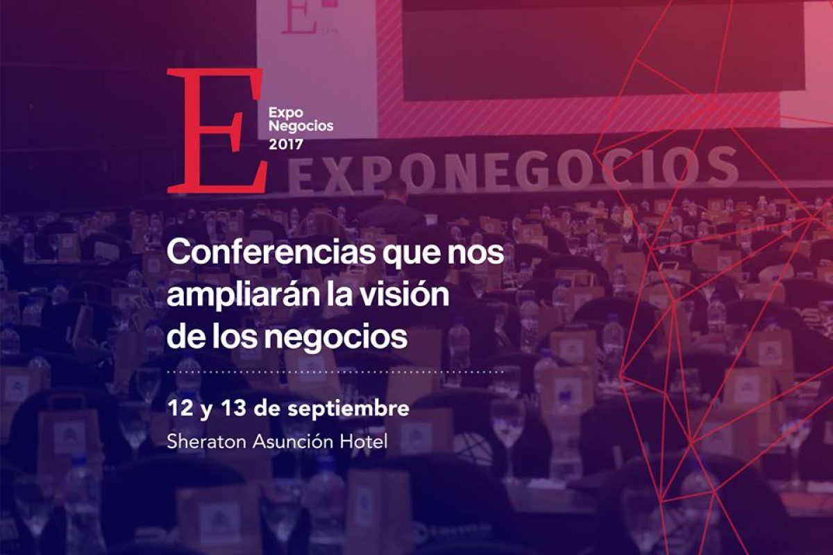 """""""ExpoNegocios"""" el evento empresarial más importante"""