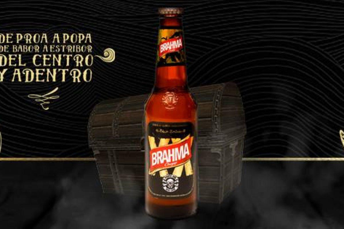Presentan la edición Brahma Pirata Bar 20 años
