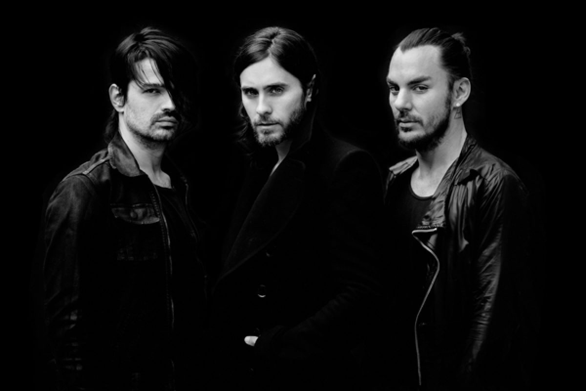 "Thirty Seconds To Mars anuncia su nuevo single ""Walk On Water"""