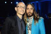 Jared Leto conmueve en los VMAs al recordar a Chester Bennington