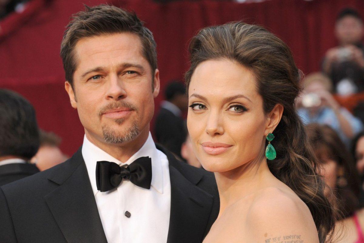 Brad Pitt y Angelina Jolie se dan una segunda oportunidad
