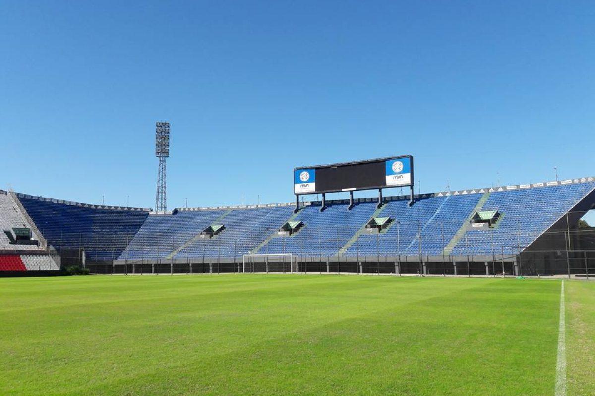 Copa Sudamericana hoy partidazo entre Olimpia y Nacional
