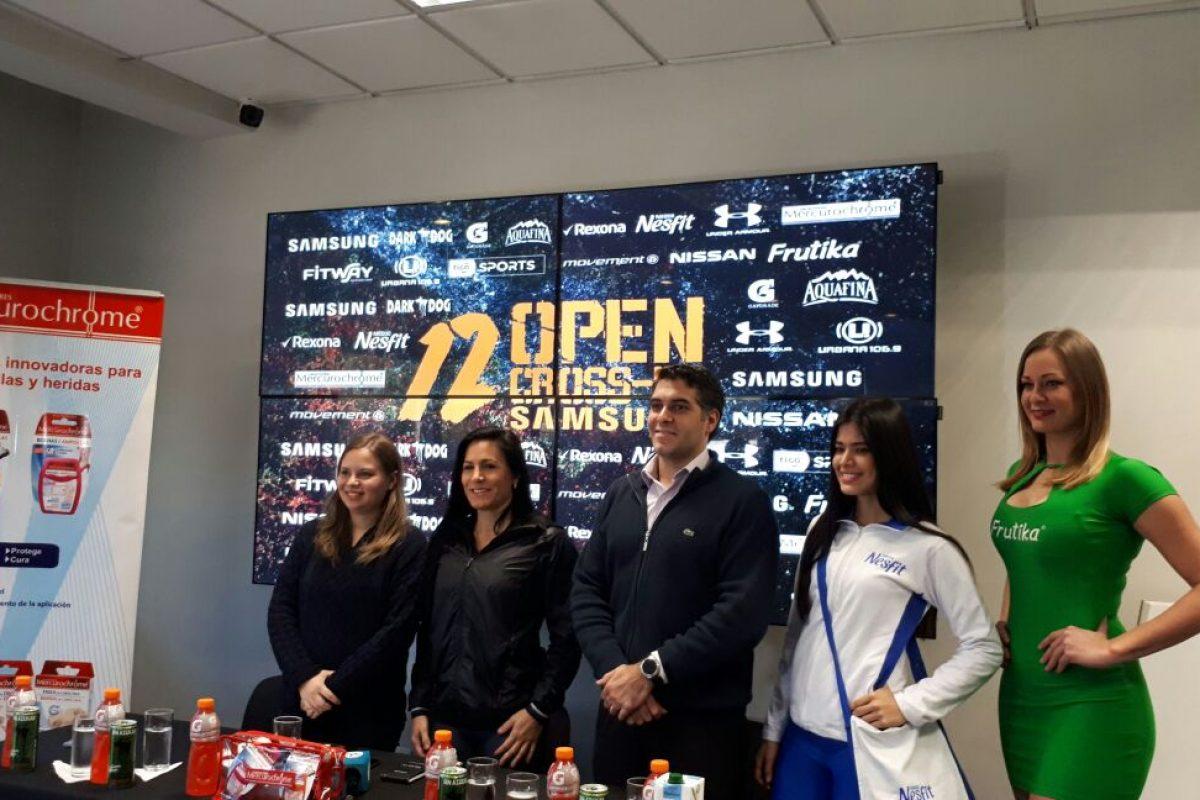 Lanzaron la 12º edición del Samsung Open Cross-Py