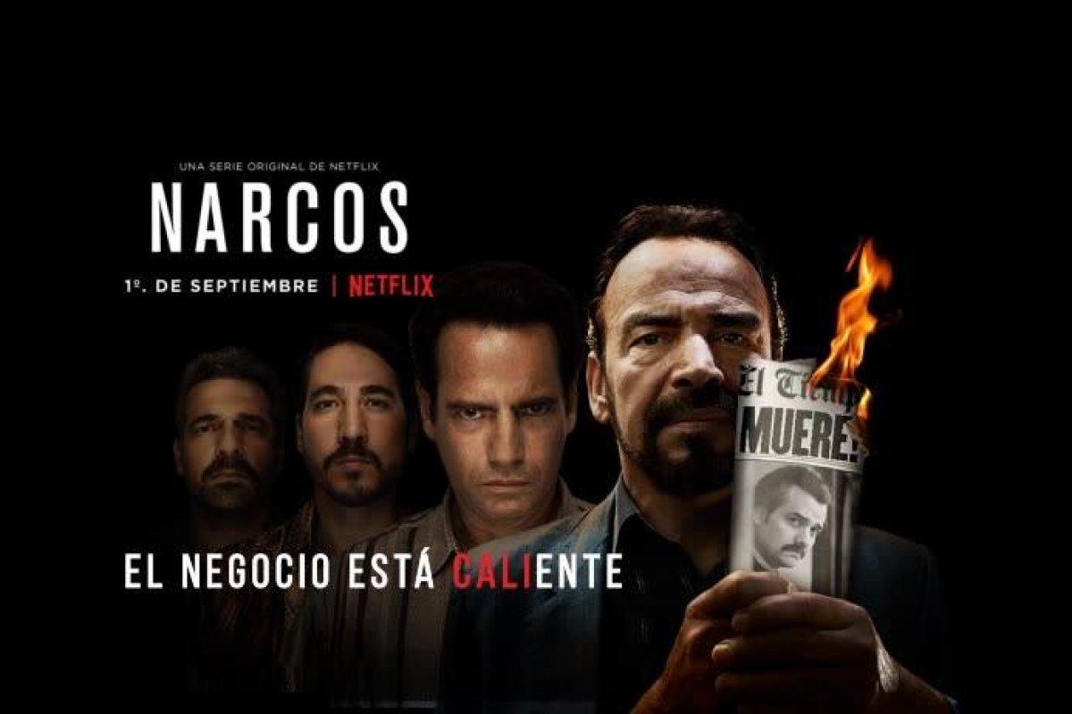 Se viene se viene…la tercera temporada de Narcos