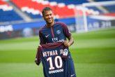 Neymar ya fue presentado como nuevo jugador del PSG