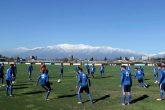 La albirroja se pone a punto para enfrentar a Chile