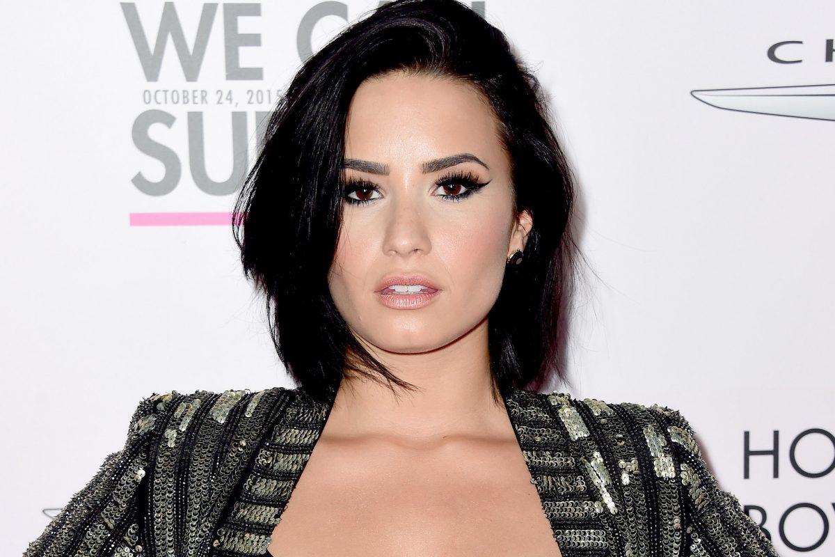 Demi Lovato anuncia fecha para su nuevo album.