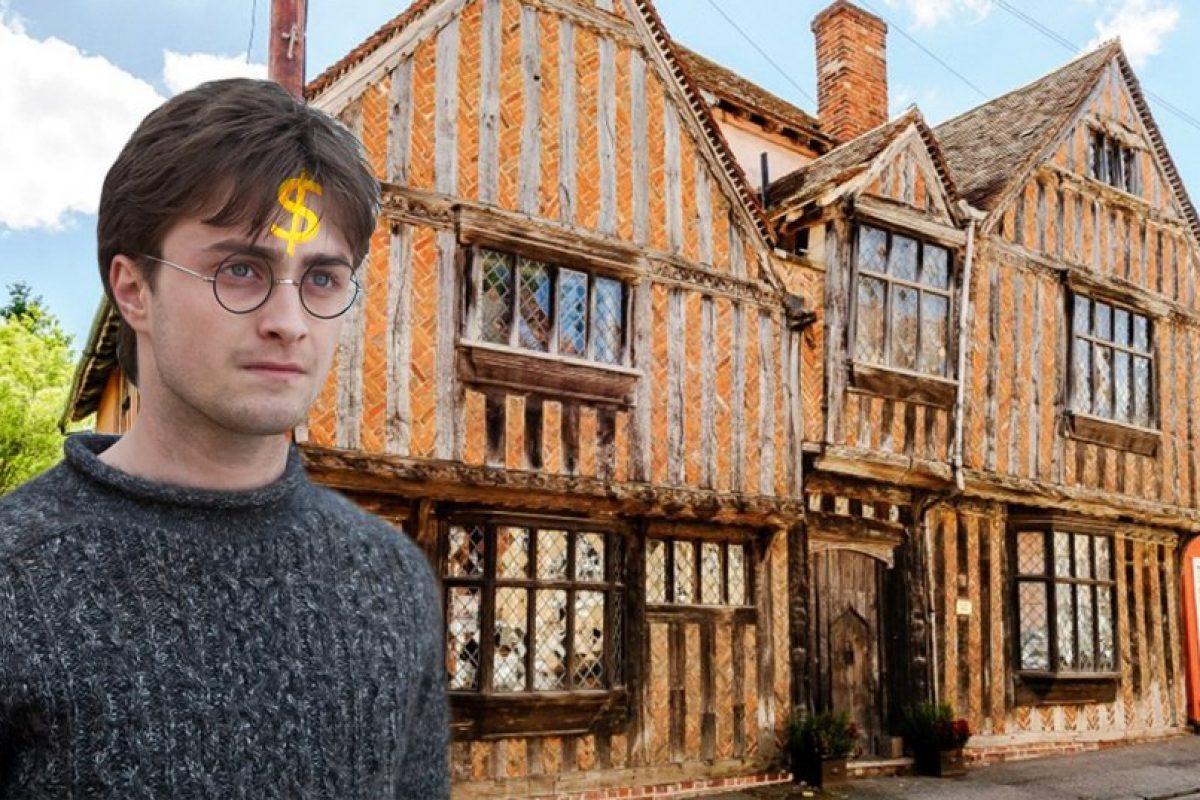 Una de las casas de Harry Potter sale a la venta