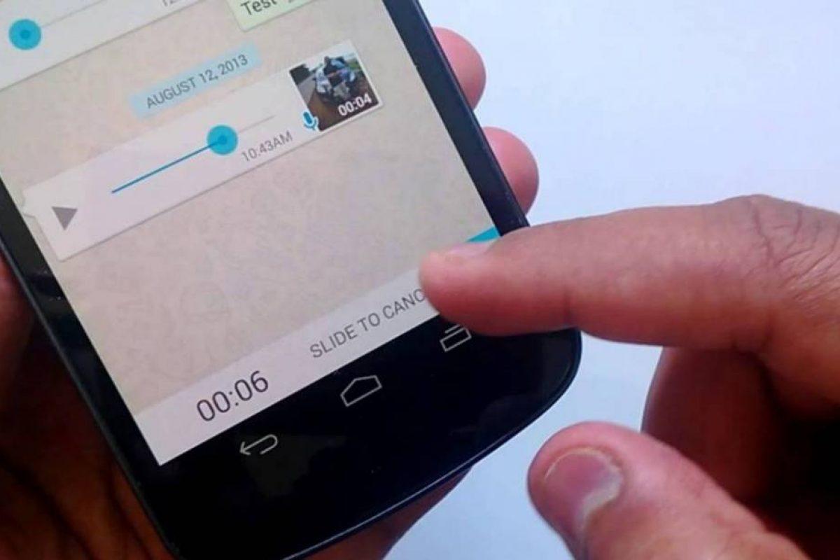 Importante cambio en los mensajes de voz de WhatsApp