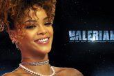 Rihanna será una extraterrestre en Valerian y la ciudad de los mil planetas