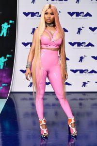 Mandatory Credit: Photo by Rob Latour/REX/Shutterstock (9028015ce) Nicki Minaj MTV Video Music Awards, Arrivals, Los Angeles, USA - 27 Aug 2017