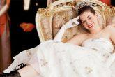 Anne Hathaway le desea feliz cumpleaños a la princesa Mia Thermopolis
