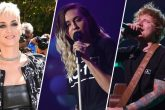 Miley Cyrus, Katy Perry y Ed Sheeran actuarán en los VMA