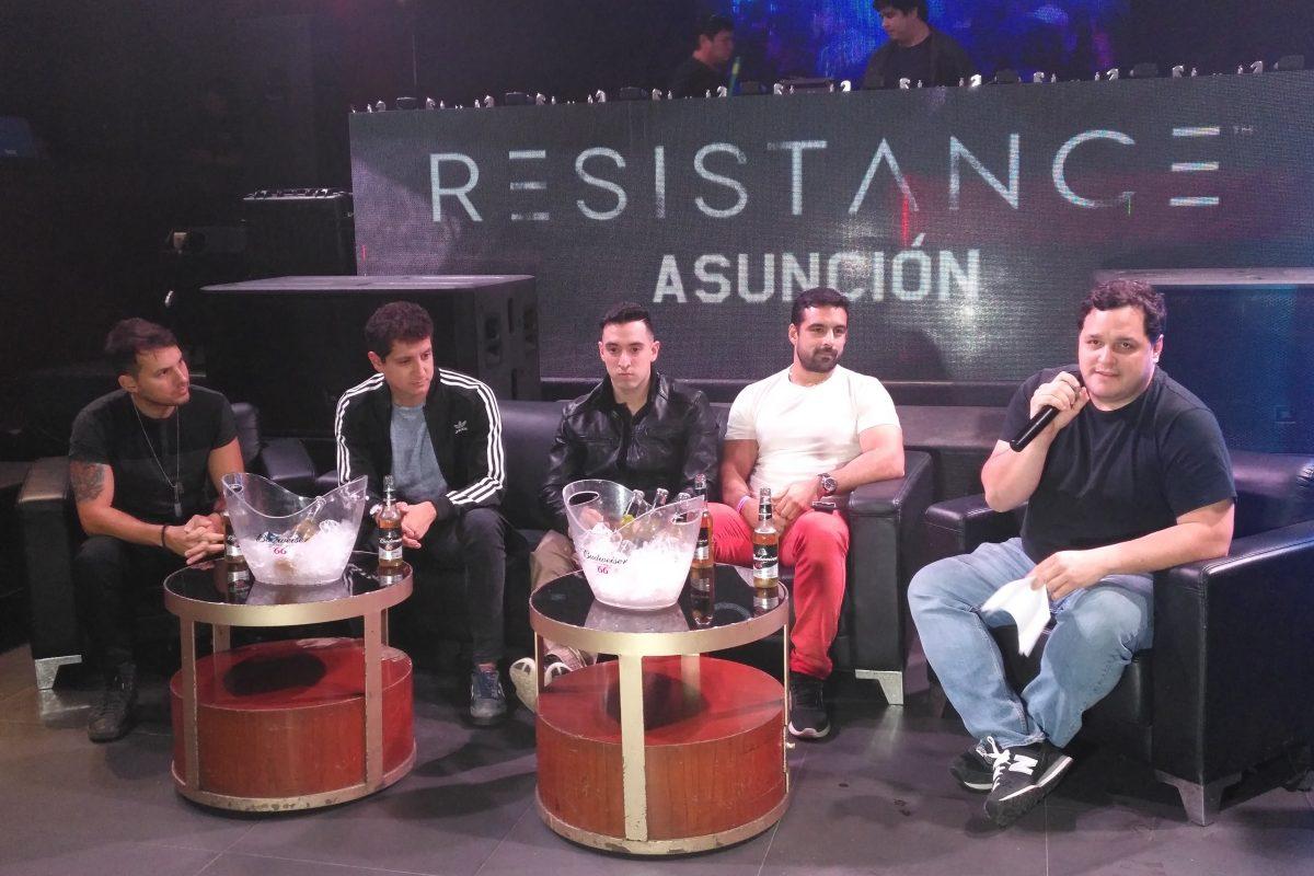 Resistance vuelve a Paraguay