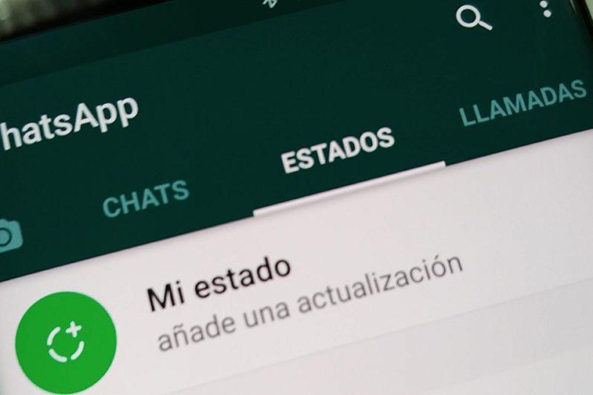 WhatsApp introduce los fondos de colores en los estados