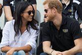 Las primeras fotos oficiales de la actriz Meghan Markle con el príncipe Harry