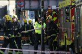 Una explosión en subte deja 22 heridos en Londres