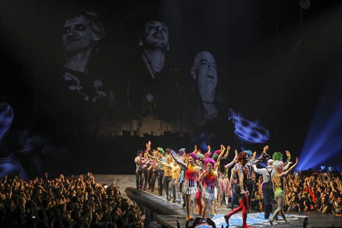 El Cirque du Soleil regresará a Paraguay