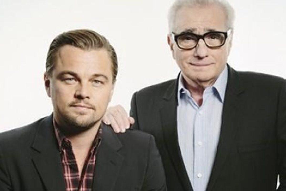 Leonardo DiCaprio y Martín Scorsese trabajarán en la película de Roosevelt