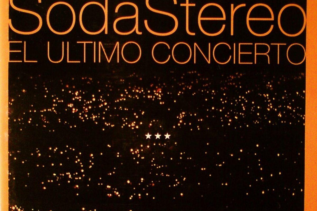 """A 20 años del """"Gracias totales"""" de Soda Stereo"""