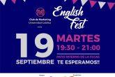 English Fest: Oportunidades, siempre.