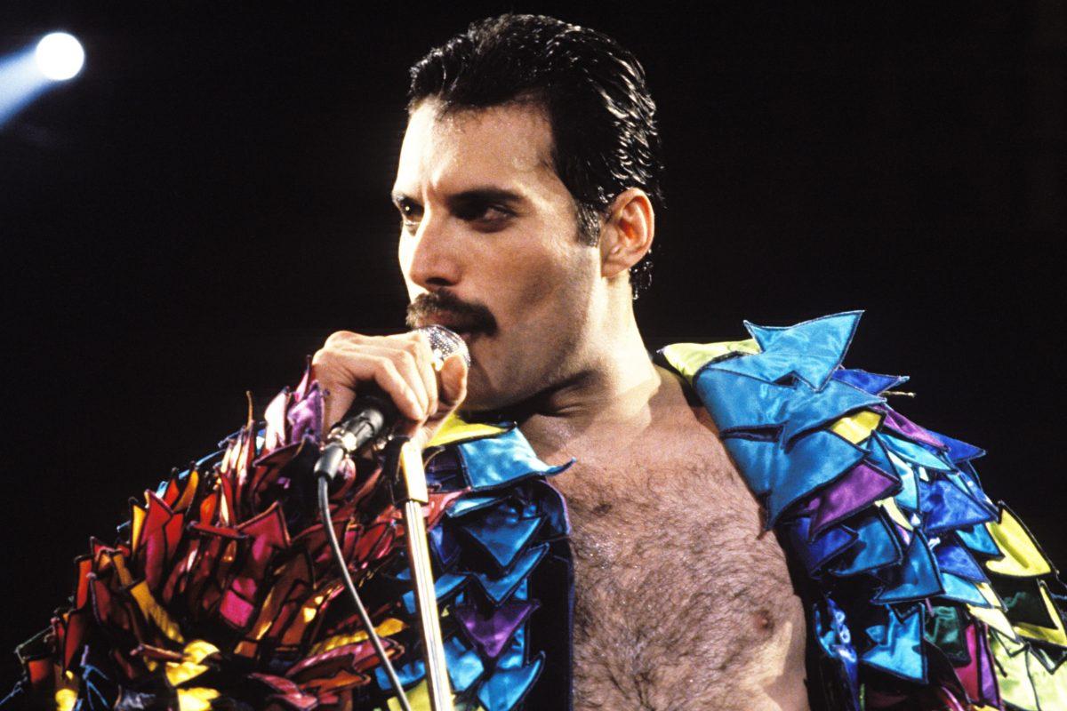 Difunden primera imagen de Rami Malek como Freddie Mercury