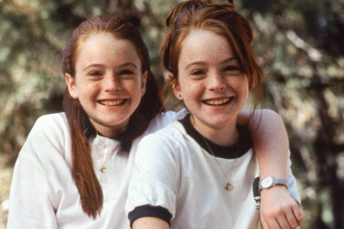 """Así está hoy la doble de Lindsay Lohan en """"Juego de Gemelas"""""""