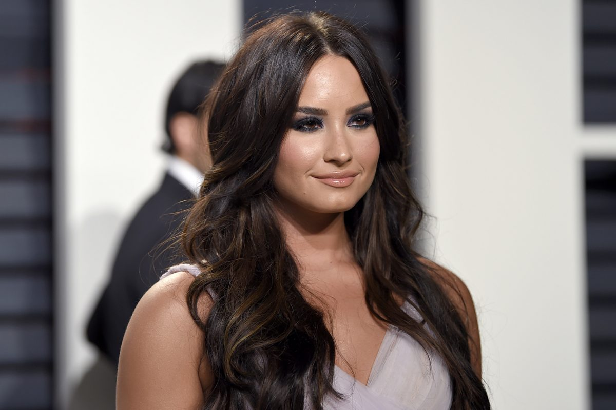 ¿Demi Lovato con nuevo amor?