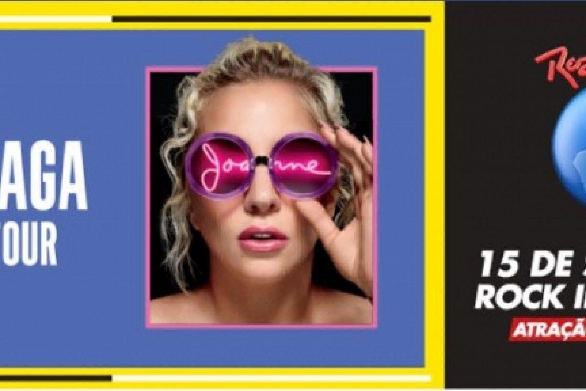 Lady Gaga cancela su presentación en Rock In Rio