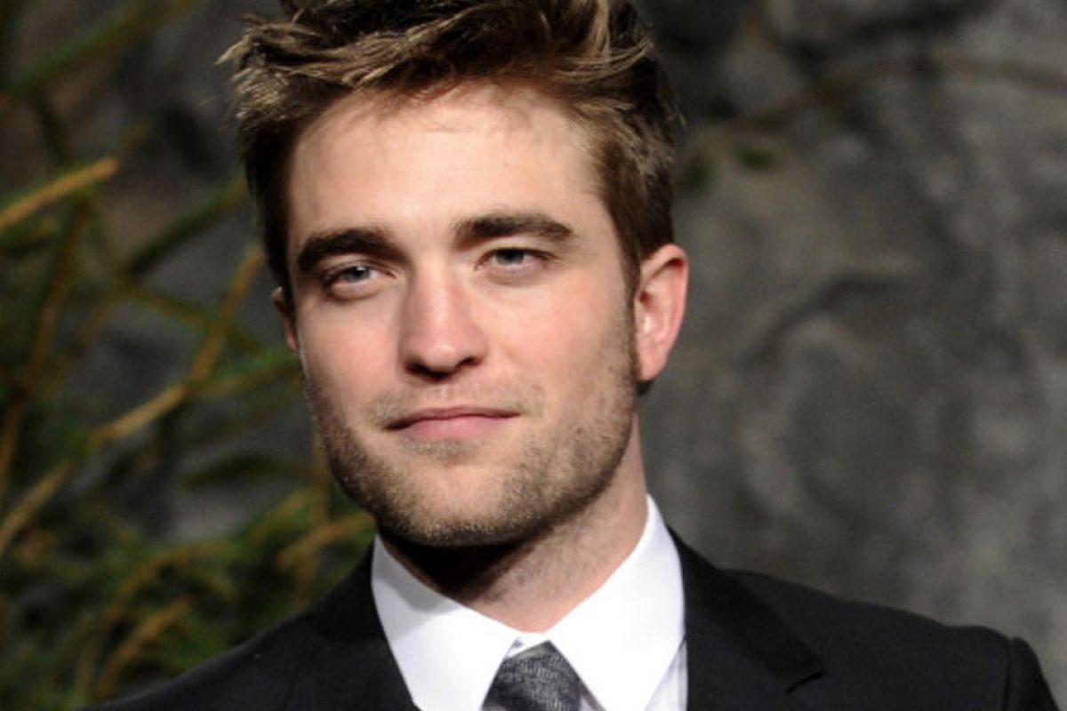 Robert Pattinson reaparece y luce irreconocible