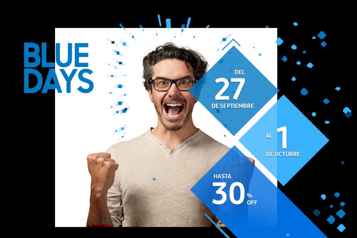 Blue Days de Samsung con descuentos exclusivos